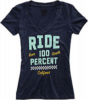 100 Percent Tracker, t-shirt women