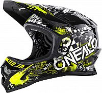ONeal Backflip RL2 S18 Attack, MTB helmet kids