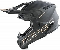 Acerbis Impact Steel Carbon S19, cross helmet