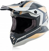 Acerbis Impact Steel S19, cross helmet kids