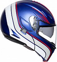 AGV Compact ST Boston, flip up helmet