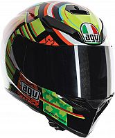 AGV K-3 SV VR46 Elements 2016 Replica, integral helmet
