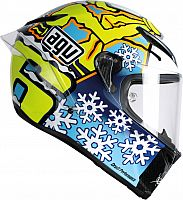 AGV Pista GP Rossi Winter Test 2016 Replica, integral helmet