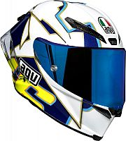 AGV Pista GP RR World Title 2013 Replica, integral helmet