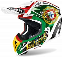 Airoh Aviator 2.3 Six Days 2020 Portugal, cross helmet
