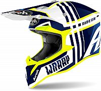 Airoh Wraap Broken, cross helmet