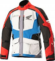 Alpinestars Andes V2 Honda Collection, textile jacket Drystar