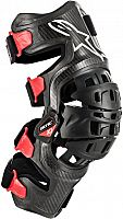 Alpinestars Bionic-10 Carbon, knee protectors right