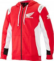 Alpinestars Honda Collection, hooded jacket