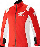 Alpinestars Honda Collection, soft shell jacket