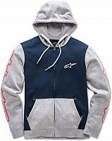 Alpinestars Machine Fleece, zip hoodie