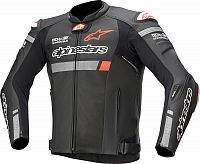 Alpinestars Missile Ignition, leather jacket perforated