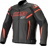 Alpinestars MM93 Twin Ring, leather jacket