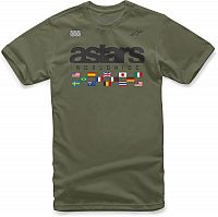 Alpinestars Nations S20, t-shirt