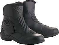 Alpinestars New Land Honda Collection, short boots Drystar