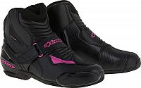 Alpinestars SMX-1 R, short boots women