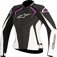Alpinestars Stella Jaws 2017, leather jacket women