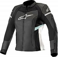 Alpinestars Stella Kira, leather jacket women