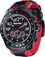 Alpinestars Tech Watch Chrono Leather Strap, watch