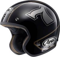 Arai Freeway 2 Cafe Racer, jet helmet