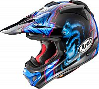 Arai MX-V Barcia, cross helmet