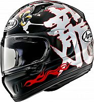 Arai Renegade-V Dragon, integral helmet