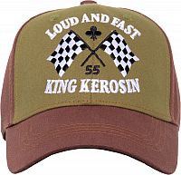 King Kerosin Loud And Fast, cap