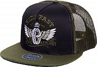 King Kerosin Ride Fast, cap