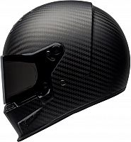 Bell Eliminator Carbon Solid, integral helmet