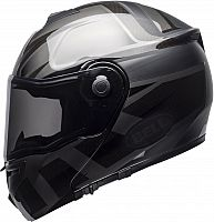 Bell SRT Modular Predator Blackout, flip up helmet
