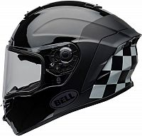 Bell Star DLX Mips Lux Checkers, integral helmet