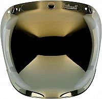 Biltwell Universal, bubble-visor mirrored