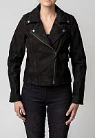 Blackbird Festival Fringe, leather jacket women