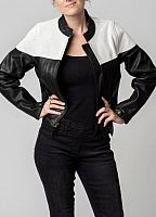 Blackbird Montana, leather jacket women