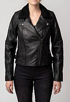 Blackbird Night Owl, leather jacket women