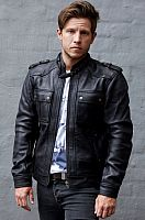 Blackbird Retro, leather jacket