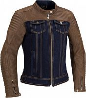 Segura Oriana, leather-textile jacket women