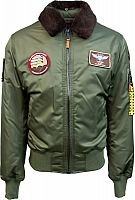 Top Gun Fly, textile jacket