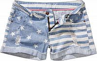 Brandit Denim Hotpants Stars&Stripes
