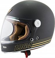 ByCity Roadster Carbon, integral helmet