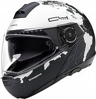 Schuberth C4 Pro Magnitudo, flip up helmet woman