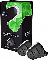 Cardo Packtalk Slim, communication system twin kit