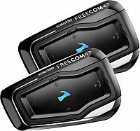 Cardo Scala Rider Freecom 4, communication system twin kit