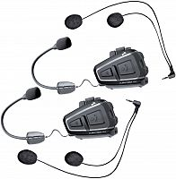 Cardo Scala Rider Q1, communication system Teamset