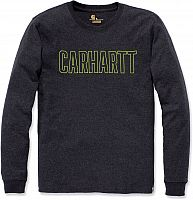 Carhartt Workwear Block Logo, long sleeve