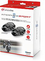 Cellular Line Interphone sport twin pack, communication system