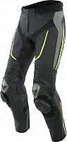 Dainese Alpha, leather pants perforated