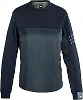 Dainese AWA Black, functional shirt longsleeve women