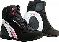 Dainese D1, short boots waterproof women