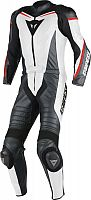 Dainese Laguna Seca D1, leather suit 2pcs. perforated